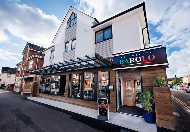 Barolo Restaurant Construction Project